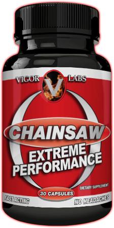 Vigor Labs Chainsaw - 30 Cap