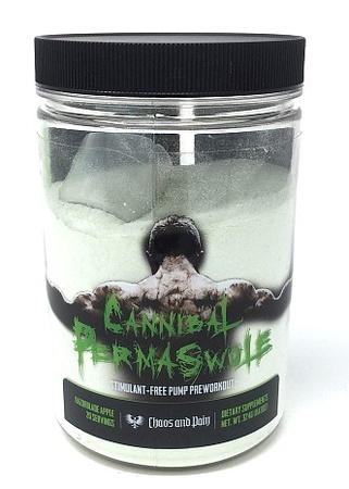 Chaos & Pain Cannibal Permaswole  Apple - 20 Servings