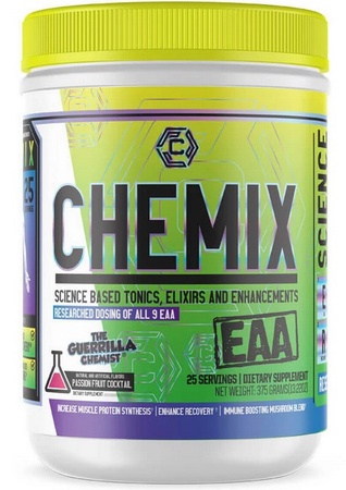 Chemix EAA Essential Amino Acids Passion Fruit Cocktail - 25 Servings
