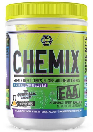 Chemix EAA Essential Amino Acids Pineapple Mango - 25 Servings