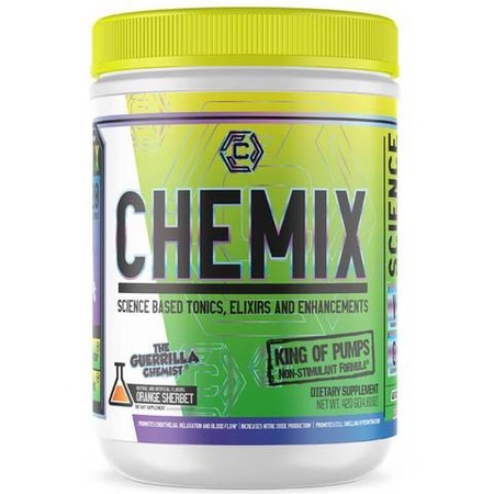 Chemix King Of Pumps Orange Sherbert - 20 Servings