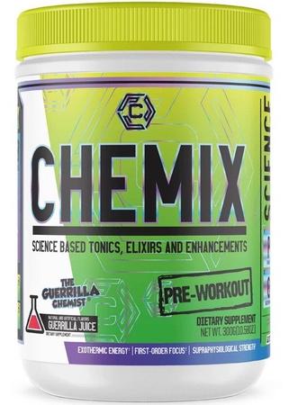 Chemix Pre Workout Guerrilla Juice - 40 Servings