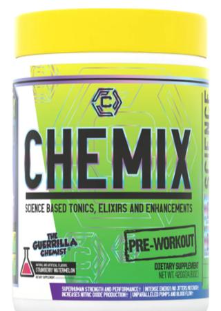 Chemix Pre Workout V2 Strawberry Watermelon - 40 Servings