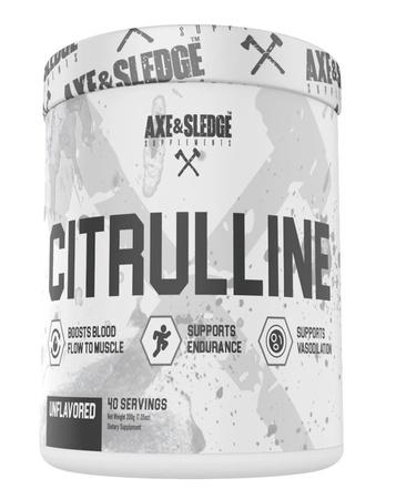 Axe & Sledge Citrulline - 40 Servings (200g)