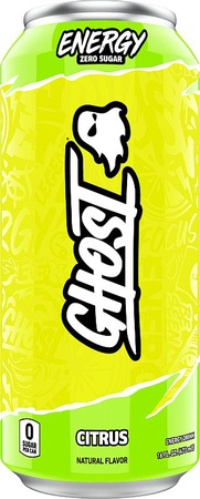 Ghost Energy Drink  Citrus - 12 Cans ($31.99 w/DPS10 coupon code)