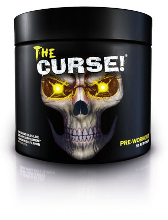 Cobra Labs The Curse Lemon Rush - 50 Servings