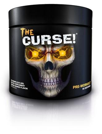 Cobra Labs The Curse Orange Mango - 50 Servings