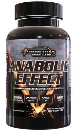 Competitive Edge Labs Anabolic Effect - 180 Cap