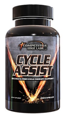 Competitive Edge Labs Cycle Assist - 240 Cap