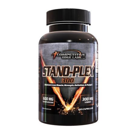 Competitive Edge Labs Stano-Plex 300 (Epiandrosterone) - 60 Cap