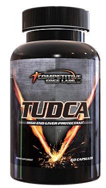 Competitive Edge Labs TUDCA 250 Mg - 60 Cap