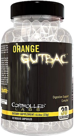 Controlled Labs GutBAC - 30 Servings