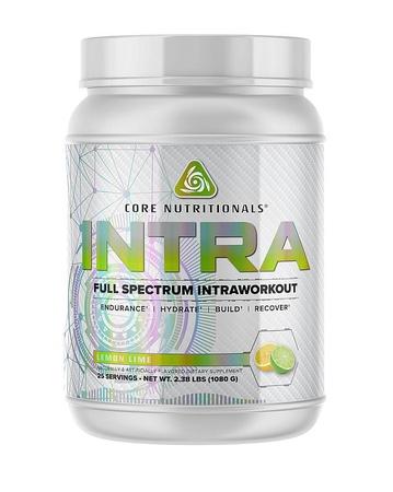 Core Nutritionals INTRA Lemon Lime - 25 Servings