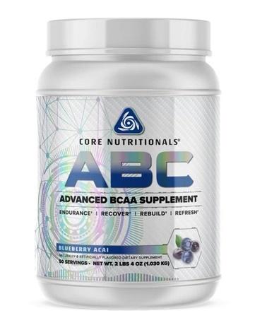 Core Nutritionals ABC Blueberry Acai - 50 Servings