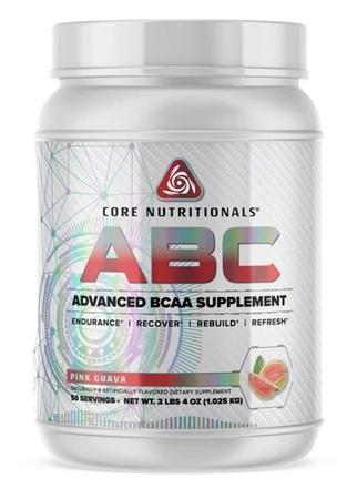 Core Nutritionals ABC Pink Guava - 50 Servings