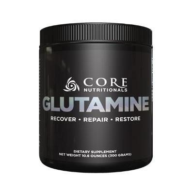 Core Nutritionals Glutamine - 300 Grams