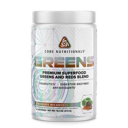 Core Nutritionals GREENS Chocolate Decadence - 30 Servings