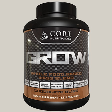 Core Nutritionals GROW Chocolate Bliss - 5.32 Lbs