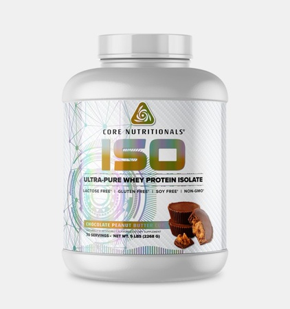 Core Nutritionals ISO Chocolate Peanut Butter Cup - 5 Lb