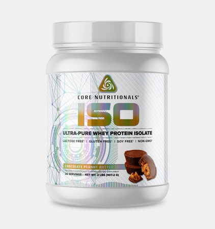 Core Nutritionals ISO Chocolate Peanut Butter Cup - 2 Lb