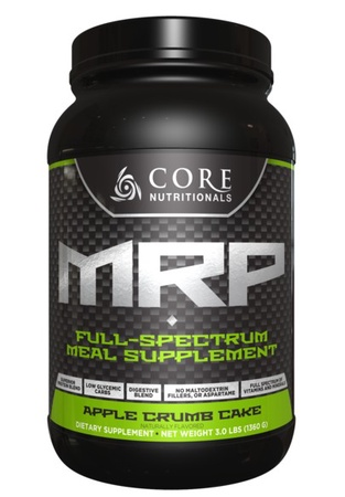 Core Nutritionals MRP Apple Crumb Cake - 3 Lb
