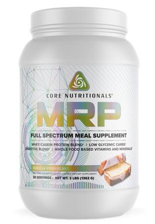 Core Nutritionals MRP Vanilla Pound Cake - 3 Lb