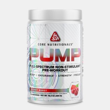 Core Nutritionals PUMP Cherry Burst - 40 Scoops