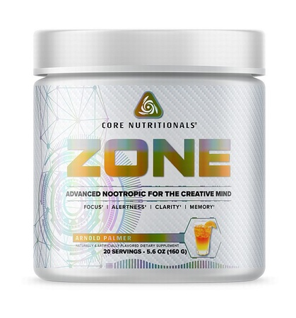 Core Nutritionals ZONE Arnold Palmer - 20 Servings