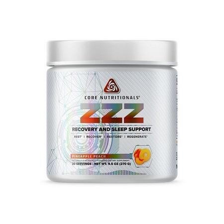 Core Nutritionals ZZZ Pineapple Peach - 20 Servings