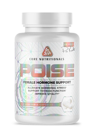 Core Nutritionals Poise - Female Hormone Support - 112 Cap