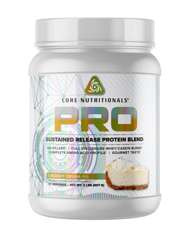 Core Nutritionals PRO Protein Blend Coconut Cream Pie - 2 Lb