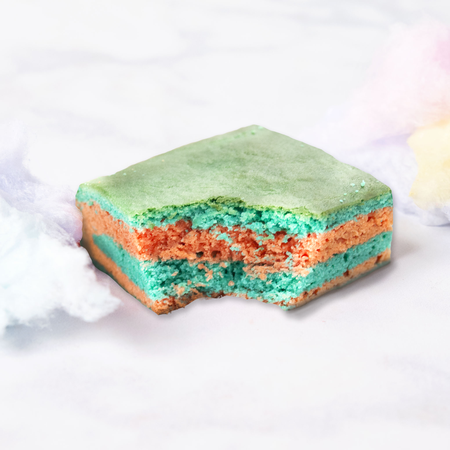Eat Me Guilt Free Protein Brownies  Cotton Candy  - 12 Brownies