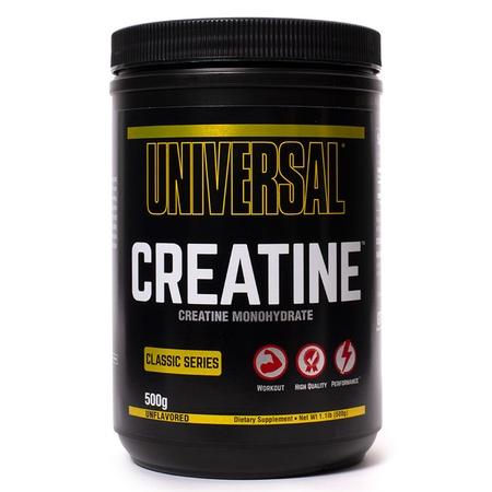 Universal Creatine Monohydrate - 500 Grams