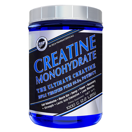 Hi-Tech Pharmaceuticals Creatine Monohydrate - 1000 Grams