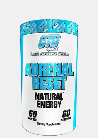 CTD Sports Adrenal Reset - 60 Tab