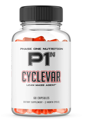 Phase One Nutrition Cyclevar - 60 Capsules
