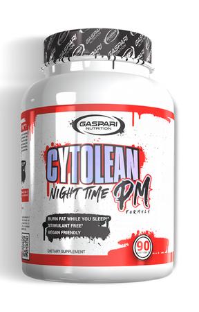 Gaspari Nutrition Cytolean Night Time PM - 90 Cap