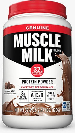 Cytosport Muscle Milk - Chocolate - 2.48 Lb