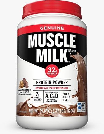 Cytosport Muscle Milk - Chocolate Peanut - 2.48 Lb