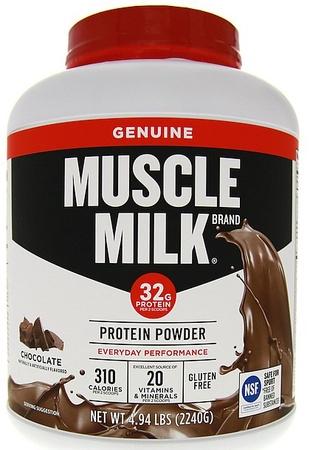 Cytosport Muscle Milk - Chocolate - 4.94 Lb