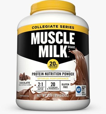 Cytosport Muscle Milk Collegiate Chocolate - 5.29 Lb