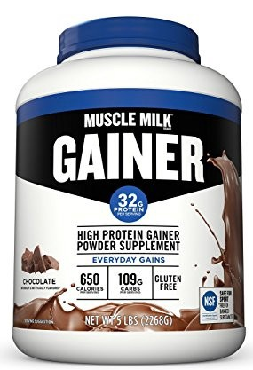 Cytosport Muscle Milk Gainer Chocolate - 5 Lb
