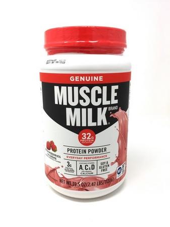 Cytosport Muscle Milk - Strawberry and Cream - 2.48 Lb