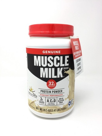 Cytosport Muscle Milk - Vanilla - 2.48 Lb
