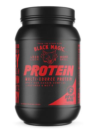 Black Magic Supply Multi-Source Protein Devils Cake - 25 Servings