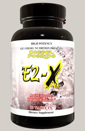 Diesel Nutrition E2-X - 80 Tab