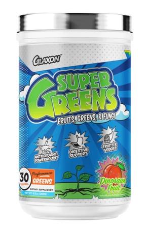 Glaxon Super Greens Dinosaur Fruit - 30 Servings