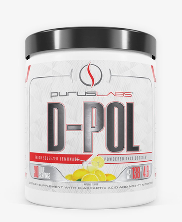 Purus Labs D-Pol Lemonade - 30 Servings