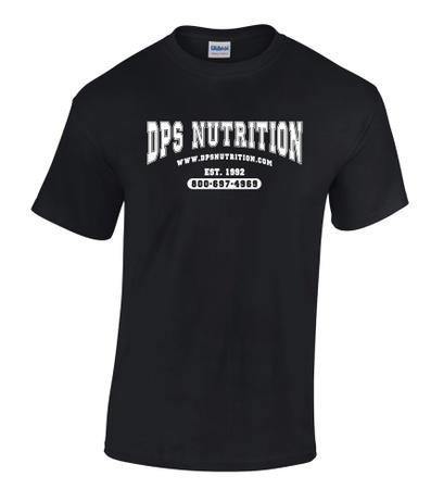Dps Nutrition T-Shirt Black - Large