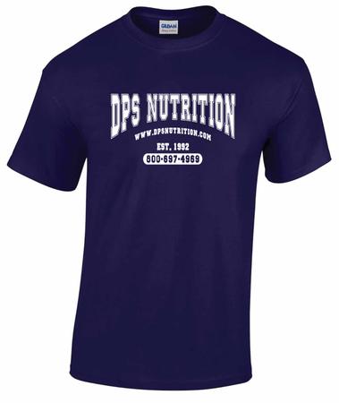 Dps Nutrition T-Shirt Cobalt - Med